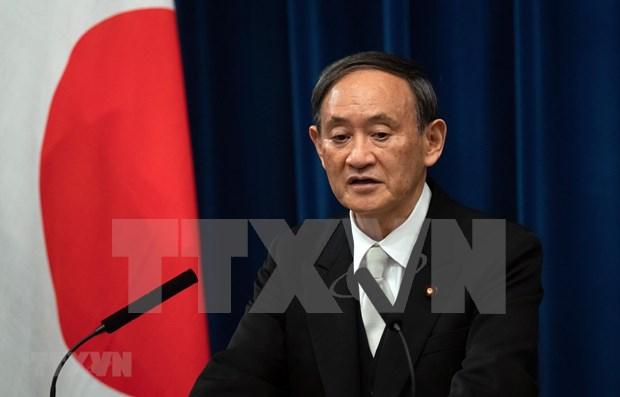 日本首相菅义伟和夫人即将对越南进行正式访问 hinh anh 1