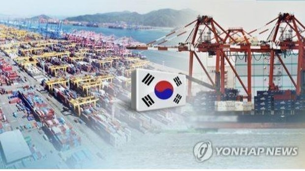 东盟与中国可能成为韩国出口复苏的动力 hinh anh 1