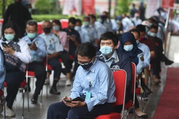 印尼新冠肺炎确诊病例超越菲律宾 hinh anh 1