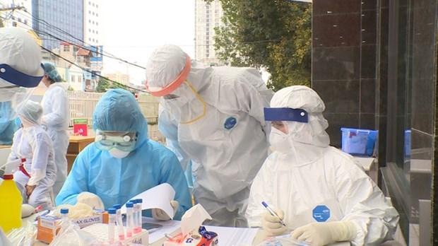 越南连续44天无新增本地新冠肺炎确诊病例 hinh anh 1