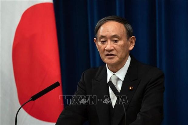 日本首相菅义伟选择越南为首访国家的理由 hinh anh 1