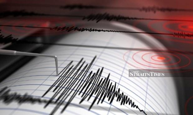 菲律宾和印度尼西亚发生地震 hinh anh 1