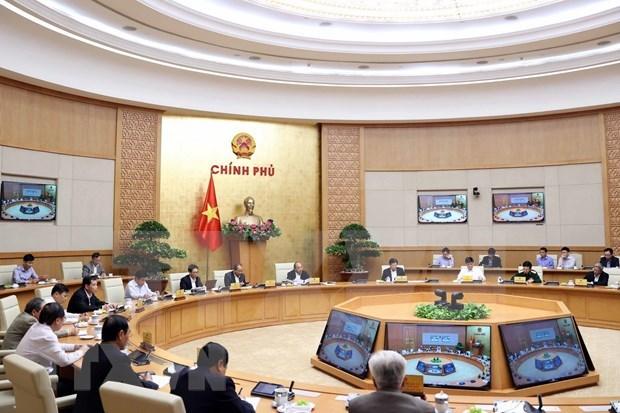 政府总理阮春福:积极开展搜寻救难工作 确保民众安全 hinh anh 1