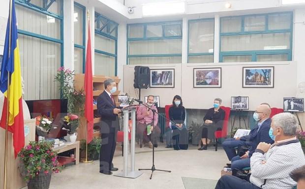 越南与罗马尼亚加强经济和文化交流 hinh anh 2