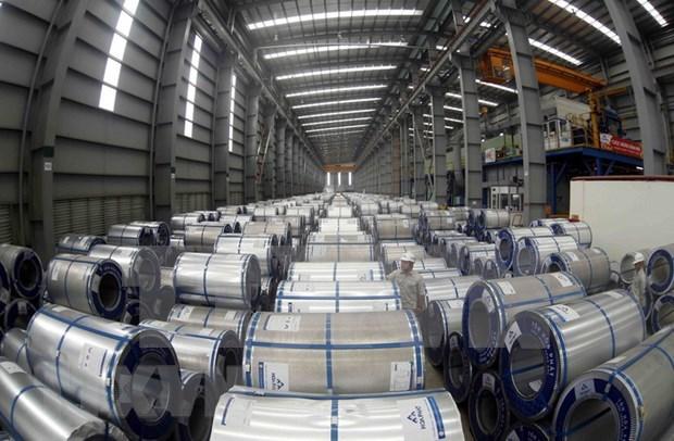 加拿大不对来自越南的镀锌钢征收反补贴税 hinh anh 1
