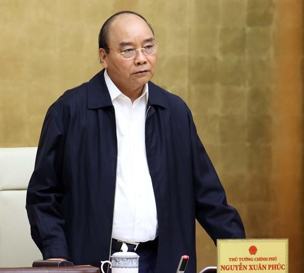 政府总理对抗灾救灾与灾后重建工作作出指示 hinh anh 1