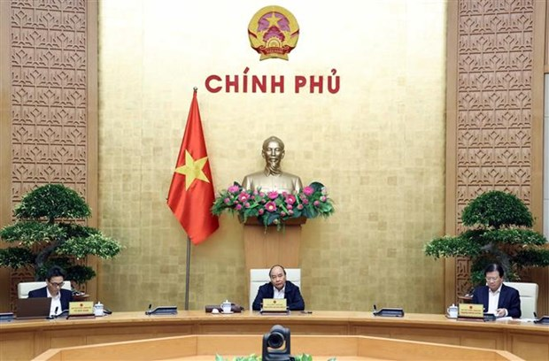"""阮春福总理:严管入境人员 切实做好防疫情、促发展""""双重目标"""" hinh anh 1"""