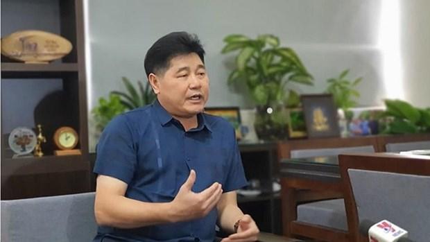 《越南-欧盟自由贸易协定》有助于提升越南大米品牌 hinh anh 1