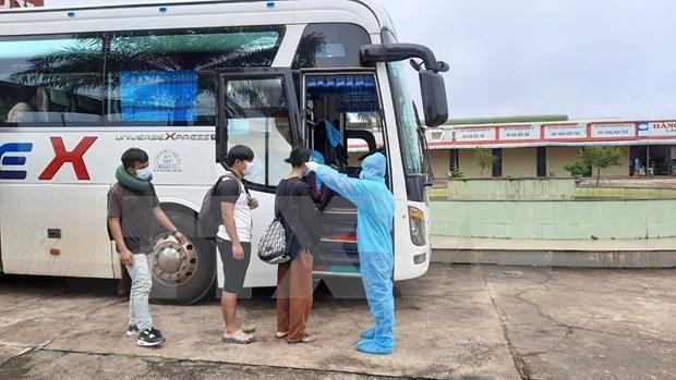 越南新增的3例新冠肺炎确诊病例从俄罗斯和安哥拉回国累计确诊1144例 hinh anh 1