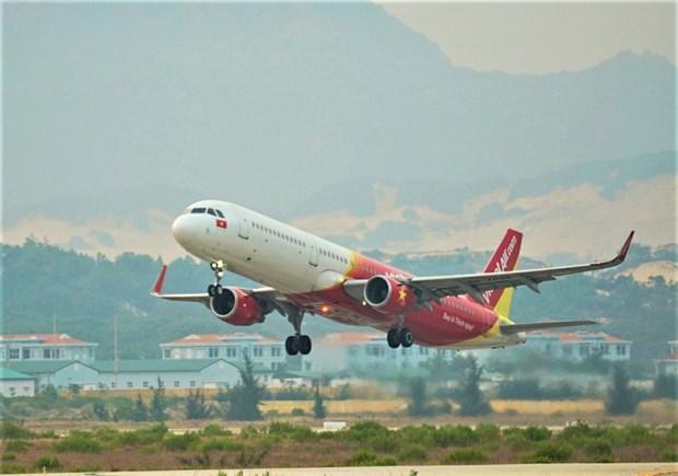 越捷航空向前往中部地区的旅客提供免费改签服务 hinh anh 2