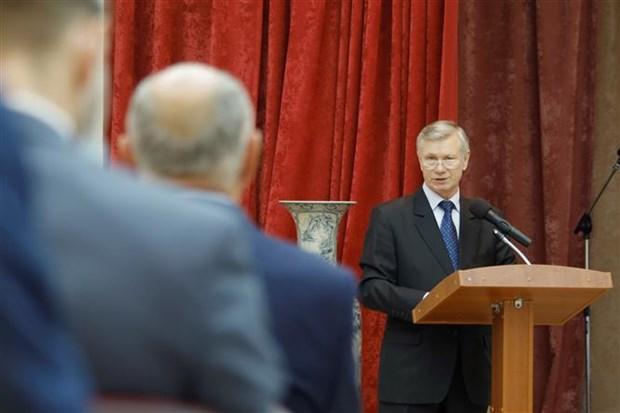 人民外交在促进越俄关系发展中起着重要作用 hinh anh 2