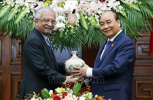 越南一向支持对联合国进行必要的改革 hinh anh 1
