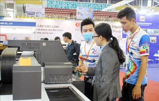 2020年越南广告技术与设备国际展览会在胡志明市开展 hinh anh 1