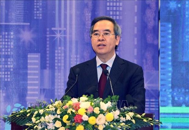 政府总理阮春福:发展智慧城市 走向人的全面发展 hinh anh 3
