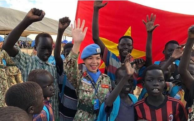 联合国——越南多边外交起航的基础 hinh anh 2