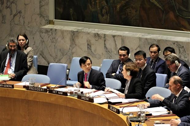10·24联合国日:越南的贡献有助于增强联合国在新时代的作用 hinh anh 2