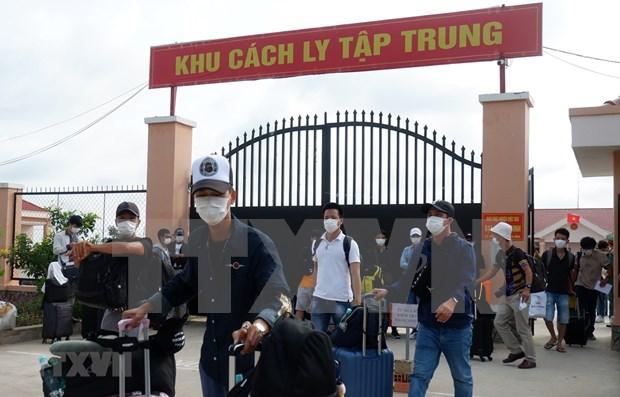 10月24日上午越南无新增新冠肺炎确诊病例 hinh anh 1