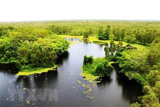 越南着力加强生物圈保护区管理工作 hinh anh 1