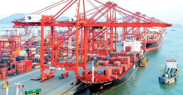 加工制造业占出口总额的84.6% hinh anh 1