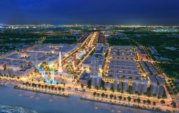 清化省高端综合型生态旅游、娱乐休闲度假区项目开工建设 hinh anh 2