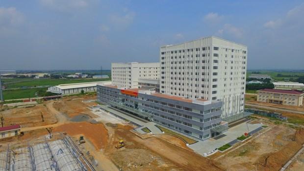 永福省投入逾3.3万亿越盾升级卫生行业的基础设施 hinh anh 1