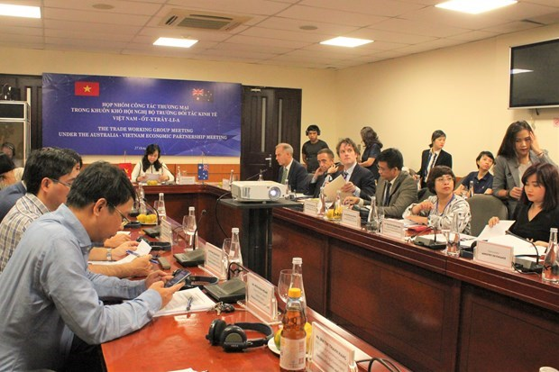 进一步促进越南与澳大利亚贸易关系 hinh anh 1