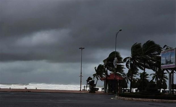 水文气象总局:第九号台风来势汹汹 影响时间长 范围广 非常危险 hinh anh 1