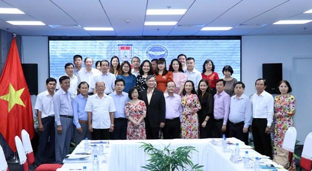 越南南部各省市加强配合提升民间外交工作协调制度执行力 hinh anh 3