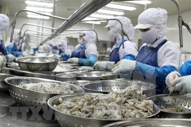今年前10月越南农林水产品实现贸易顺差79亿美元 hinh anh 1