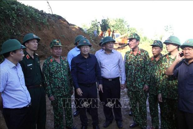 """台风""""莫拉菲""""给越南中部和西原地区造成巨大损失 hinh anh 1"""