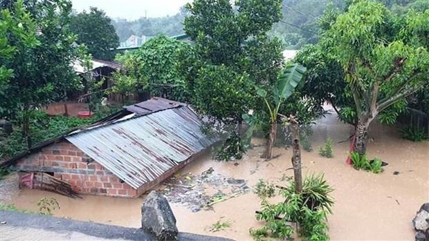 澳大利亚总理就越南中部遭受严重洪涝灾害向越南政府总理阮春致慰问信 hinh anh 1
