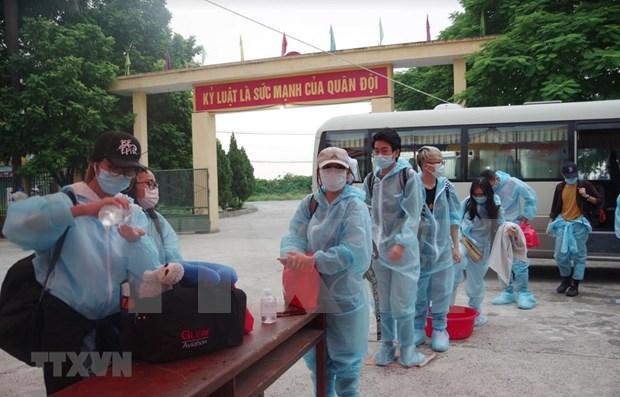 新冠肺炎疫情:越南治愈病例共计1063例 hinh anh 1