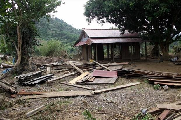 古巴、中国等领导致电(信)慰问越南中部洪涝灾害 hinh anh 1
