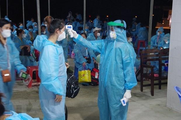 新冠肺炎疫情:越南无新增病例114例继续接受治疗 hinh anh 1