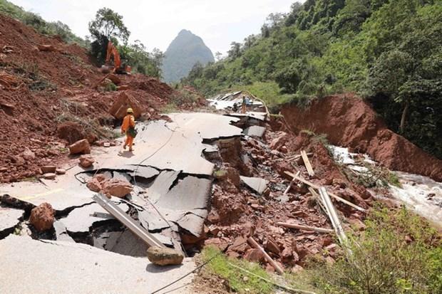 严格落实政府总理有关克服灾害后果的指导意见 hinh anh 2