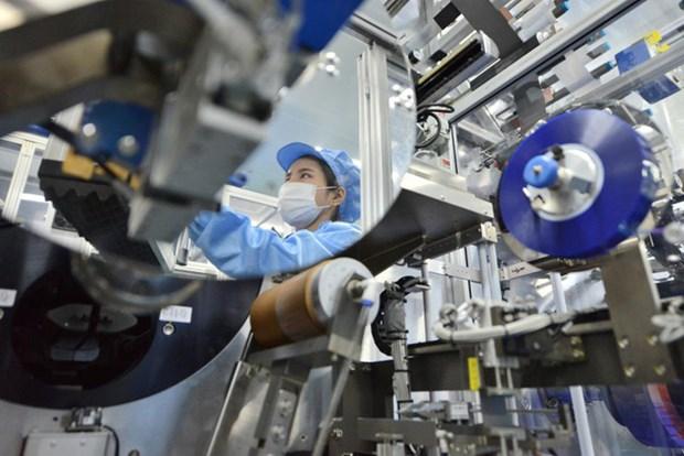 9月新加坡制造业产值增幅达24.2% 创9年以来最高月份涨幅 hinh anh 1