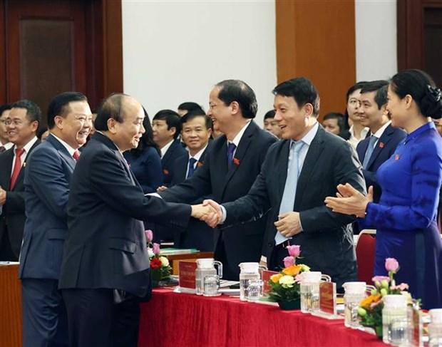阮春福总理:财政部要有责任让人民的税金得到最有效的利用 hinh anh 1