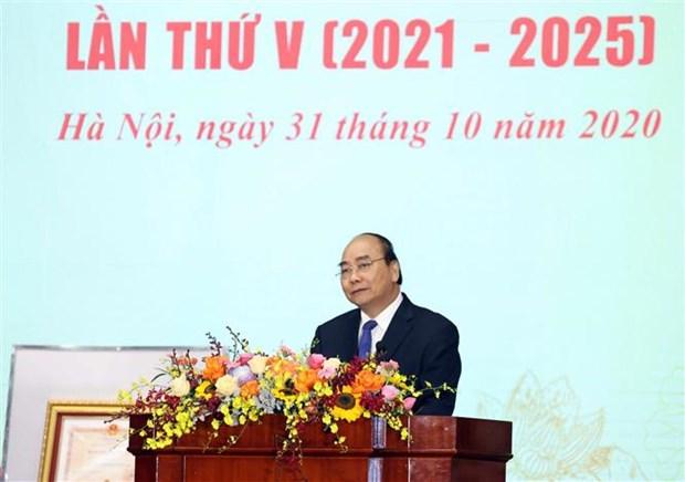 阮春福总理:财政部要有责任让人民的税金得到最有效的利用 hinh anh 2