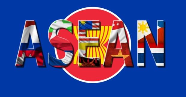 2020年第三次东盟各国图形展览在越南举行 hinh anh 1