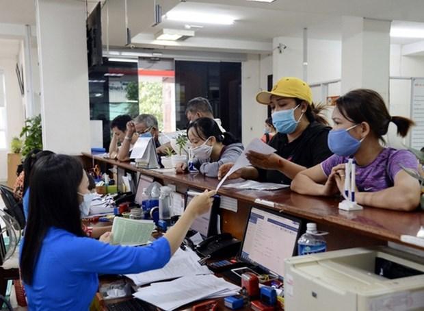 今年前10月河内市为14.5万人创造就业机会 hinh anh 1
