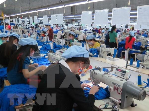 越南商品出口活动在困难之中见有起色 hinh anh 2