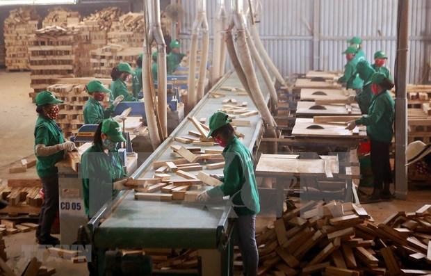 越南商品出口活动在困难之中见有起色 hinh anh 1