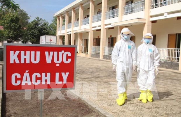 越南新增10例输入性病例和4例治愈出院病例 hinh anh 1