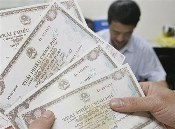 2020年前10月越南国库通过政府债券发行募集资金31.64万亿越盾 hinh anh 1