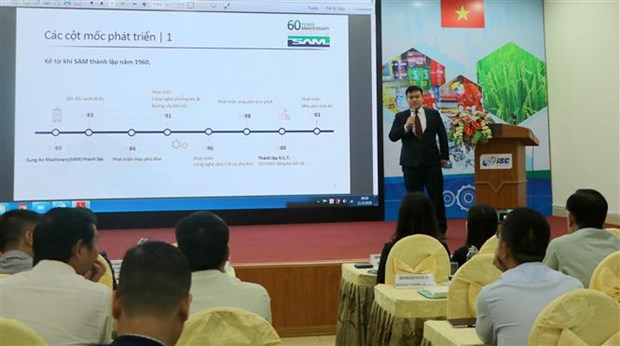 越南与韩国企业加强技术供需对接 hinh anh 1