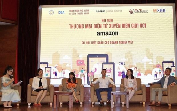 亚马孙跨境电子商务渠道为越南出口企业带来机遇 hinh anh 1