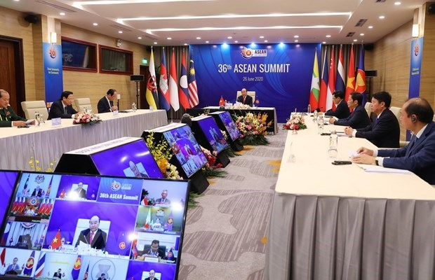 外交部例行新闻发布会:第37 届东盟峰会及系列会议将于11月12日至15日举行 hinh anh 1