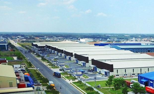 胡志明市加工出口区和工业区引进投资资金超过5.91亿美元 hinh anh 2