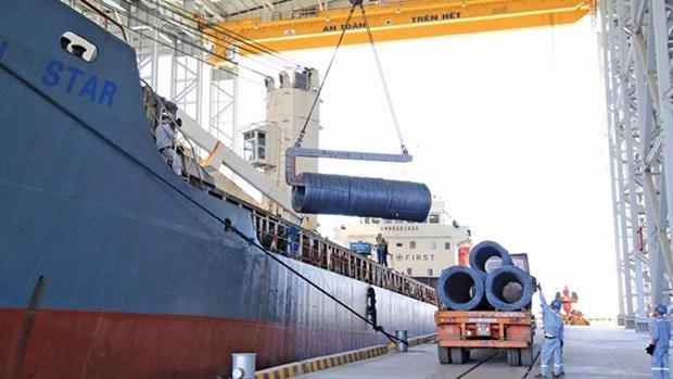 2020年10月越南和发集团钢材销售量超过38万吨 hinh anh 1