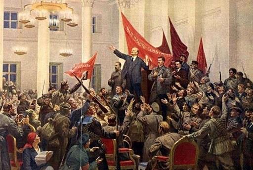 俄罗斯十月革命:坚定民族独立和社会主义道路目标的经验 hinh anh 1